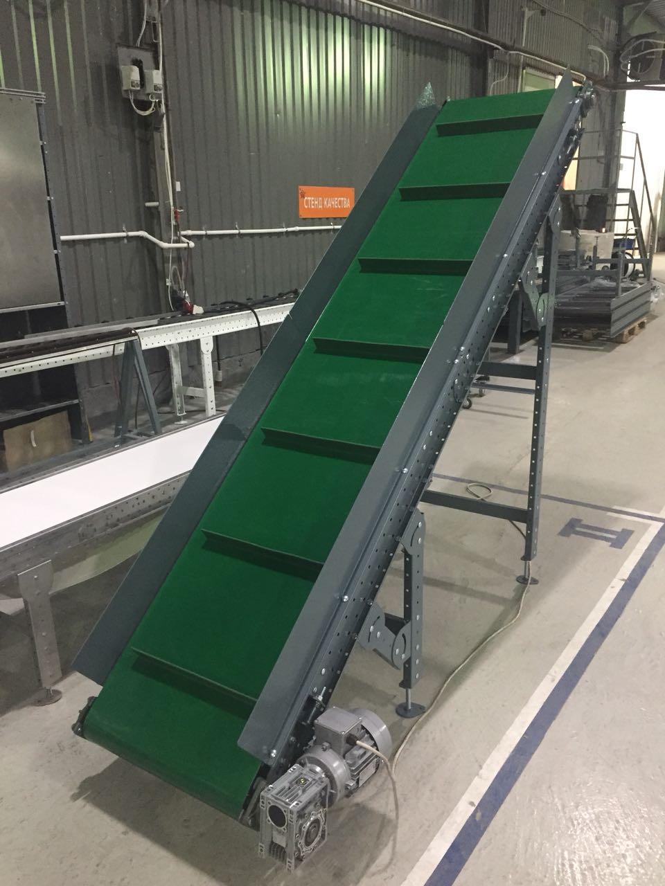 Спроектирую конвейер опорами ленточных конвейеров являются