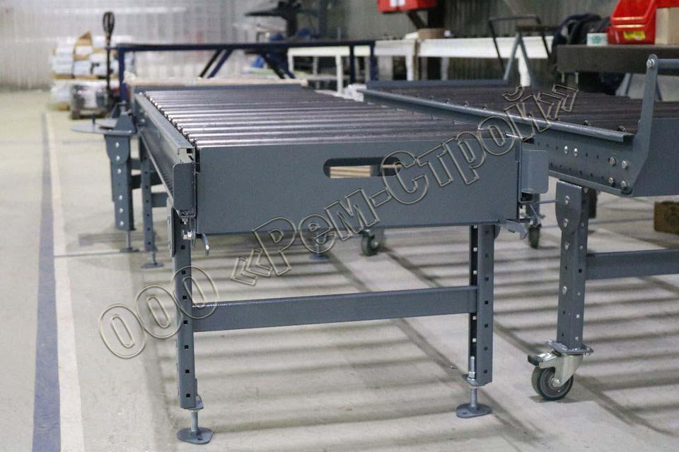 Техническое задание на рольганг металлоискатель на конвейере